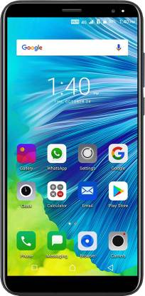 Ismart i1 EPIC (Black and Blue, 16 GB)