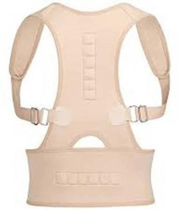 BRANDSHOPPY Back Support Belt 10 Magnets Lumbar Support Back & Abdomen Support