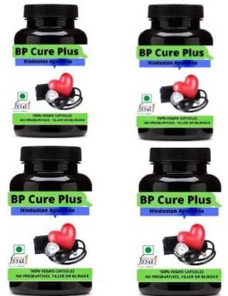 Hindustan Ayurveda BP Cure Plus-Herbal Capsule