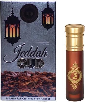 madni Jeddah Oud Herbal Attar