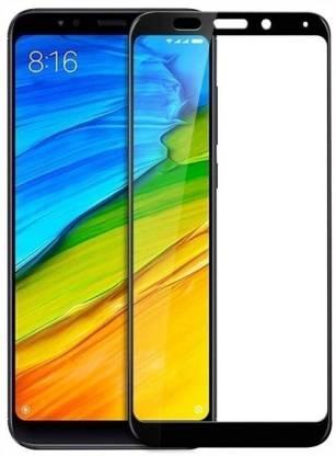 Imperium Edge To Edge Tempered Glass for Mi Redmi Note 5 Pro