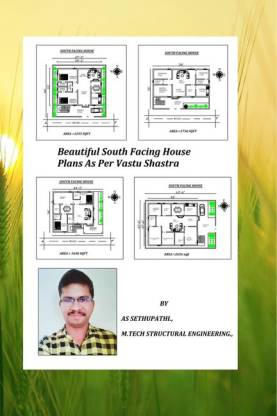 Beautiful South Facing House Plans As Per Vastu Shastra