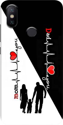 PictoWorld Back Cover for Mi Redmi Note 5 Pro