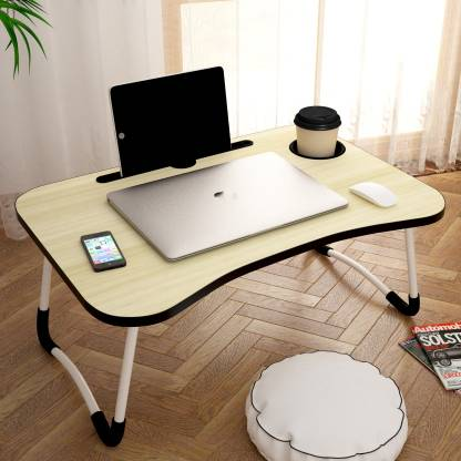 Story@home Wood Portable Laptop Table