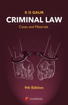 Criminal Law - Cases and Materials 9 Edition