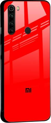 QRIOH Back Cover for Mi Redmi Note 8