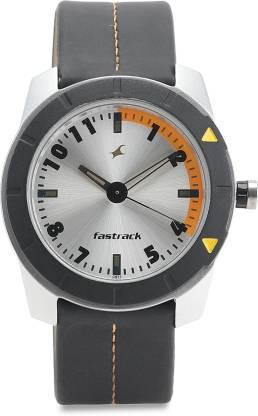 Fastrack NE3015AL01 Essentials Analog Watch - For Men