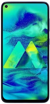 SAMSUNG Galaxy M40 (COCKTAIL ORANGE, 128 GB)