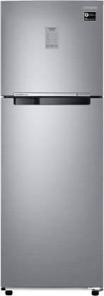 SAMSUNG 275 L Frost Free Double Door 3 Star Convertible Refrigerator