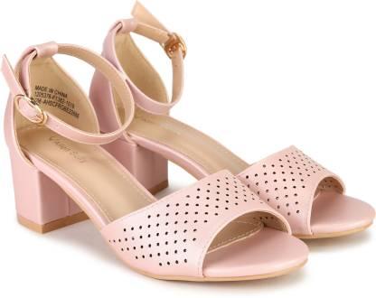 Allen solly Women Pink Heels