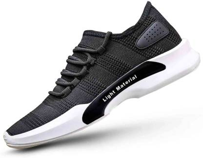 FREEDOM DAISY Men's Running Shoes Fashion Breathable Sneakers Running Shoes For Men