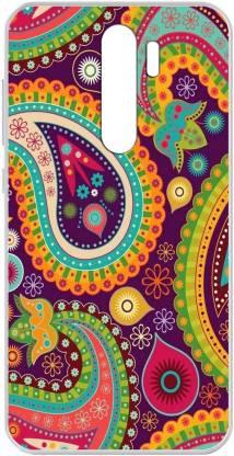 Casemaker Back Cover for Mi Redmi Note 8 Pro