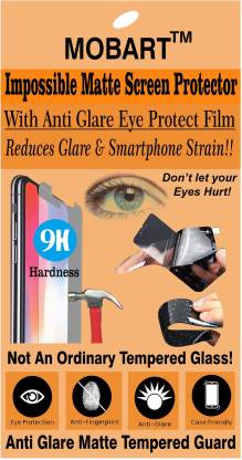 MOBART Impossible Screen Guard for XOLO Q800 X EDITION