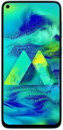SAMSUNG Galaxy M40 (Seawater Blue, 128 GB)