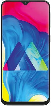 SAMSUNG Galaxy M10 (Charcoal Black, 16 GB)