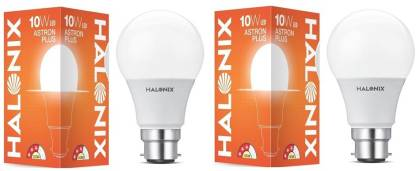 HALONIX 10 W Round B22 LED Bulb