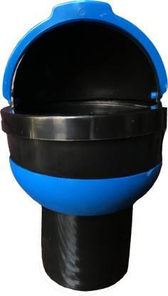 circlebits Plastic Dustbin
