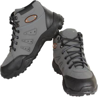 World Wear Footwear 400 Hiking & Trekking Shoes For Men
