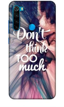 Make My Collection Back Cover for Redmi Note 8