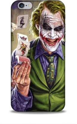 Trinetra Back Cover for Apple iPhone 6 / 6S (Joker / Printed / Designer)