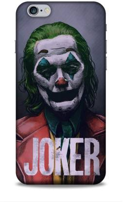 Trinetra Back Cover for Apple iPhone 6 Plus (Joker / Printed / Designer)