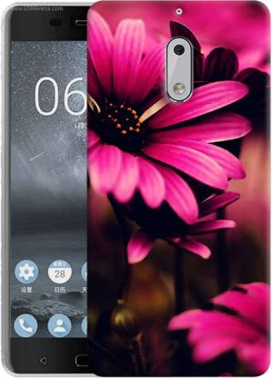 AKStylz Back Cover for Nokia 6