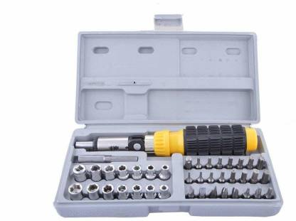 Ozone INDIA 423_ToolKit 41pc Combination Screwdriver Set