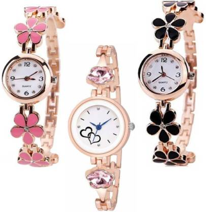 Maxima O-44560CMLR Attivo Collection Analog Watch - For Women