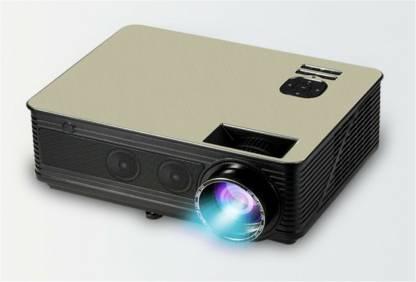 LAZERVISION LV 415 (5000 lm / 2 Speaker / Wireless / Remote Controller) Projector