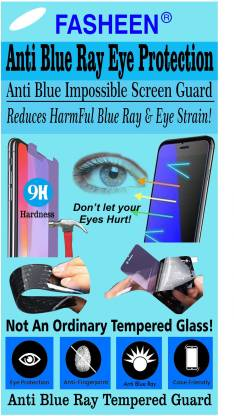 Fasheen Impossible Screen Guard for KARBONN A21 PLUS