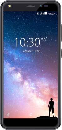 Karbonn Viraat Plus (Black, 16 GB)