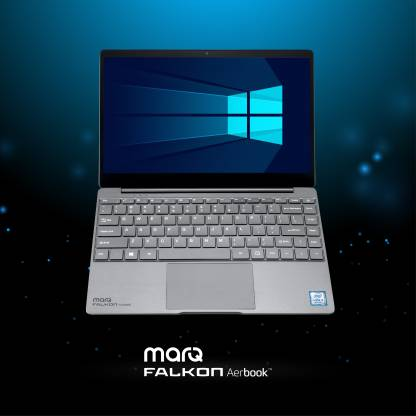 MarQ by Flipkart Falkon Aerbook Core i5 8th Gen - (8 GB/256 GB SSD/Windows 10 Home) MAi5882SWT Thin and Light Laptop