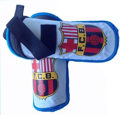 Navex Shin Guard Pads Protector club FCB Football Shin Guard