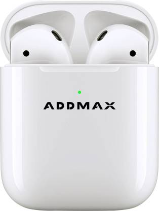 Addmax True Wireless Earphones with Microphone for Android & iOS device Bluetooth Headset