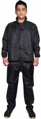 AMEXTRIAN Solid Men & Women Raincoat