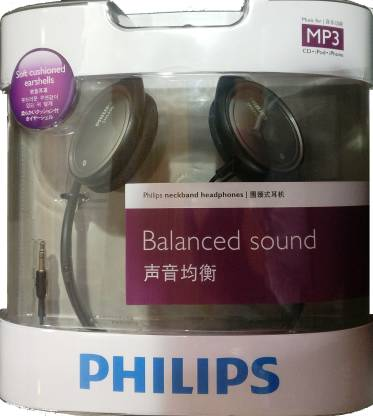PHILIPS SHS 390 /98 Wired without Mic Headset