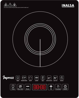 Inalsa Impress Induction Cooktop