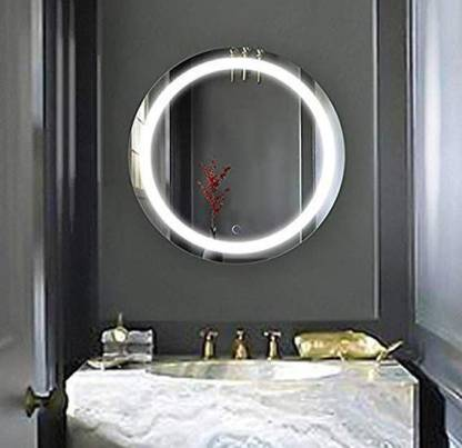 Inart Led Bathroom Makeup Vanity Mirror, Bathroom Vanity Mirror With Lights