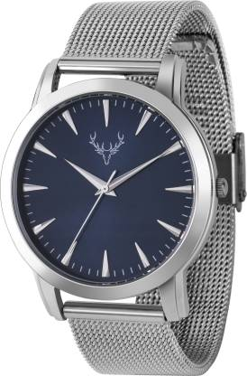 M99901MB MINIMALIST CLASSIC ELEGANCE SIGNATURE STEEL Minimalist Analog Watch - For Men