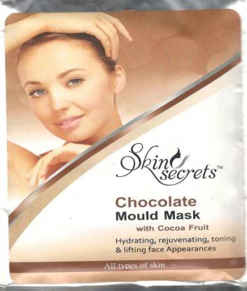 Skin Secrets Chocolate Mould Mask with Cocoa Fruit