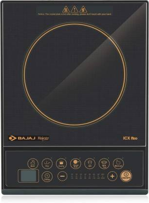 BAJAJ Majesty ICX Neo Induction Induction Cooktop