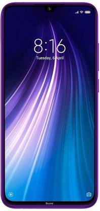 Redmi Note 8 (Cosmic Purple, 128 GB)