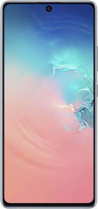 SAMSUNG Galaxy S10 Lite (Prism White, 128 GB)