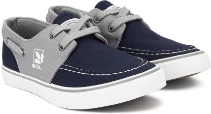 Woodland Dalton Boat Shoes For Men