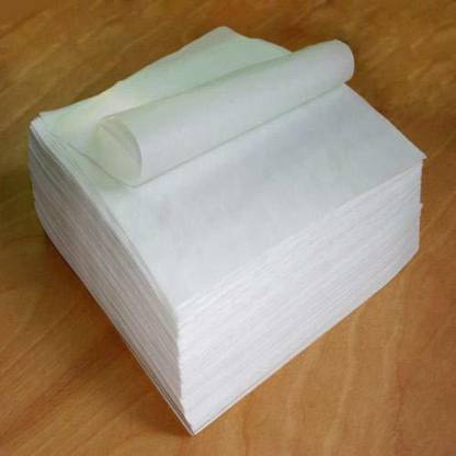 OneStep Oil Absorbing Sheets Cooking butter Paper-Pack of 100 Sheets Parchment Paper