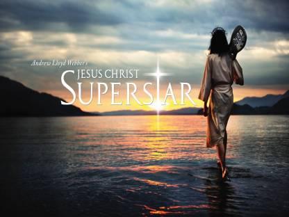 Akhuratha Music Jesus Christ Superstar Wall Poster Fine Art Print