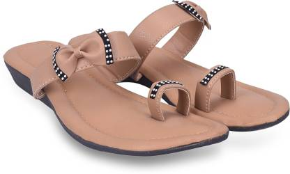 Sayera Women Brown Wedges