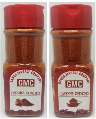 GMC Cayenne Pepper & Paprika Powder Combo