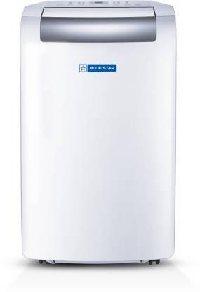 Blue Star 1 Ton Portable AC  - White, Grey