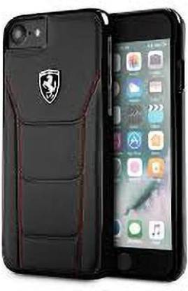 Millions Kart Back Cover for One Plus 7T Ferrari Case